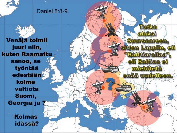 venäjä hyökkää suomeen ennustus