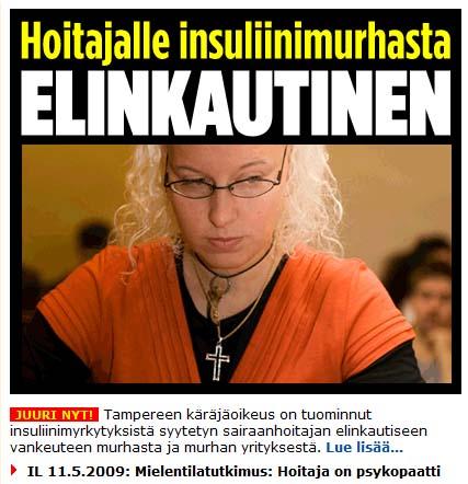 Suomalaiset Murhaajat