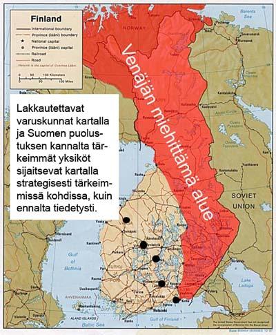 Venaja Miehittaa Suomen
