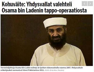 Osama bin Laden 2015