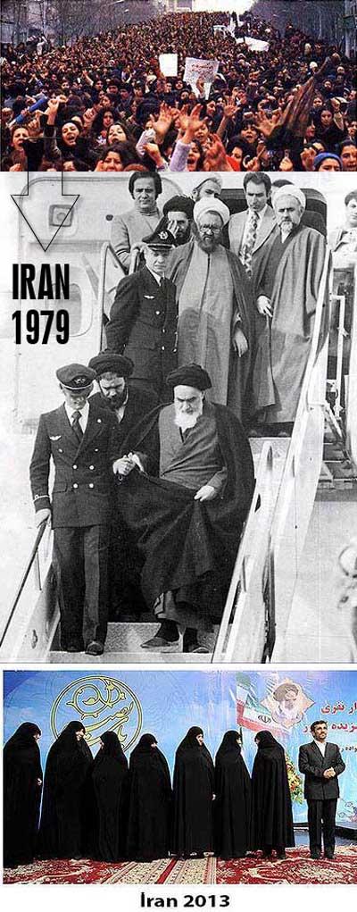 Iran 1979 ja 2013