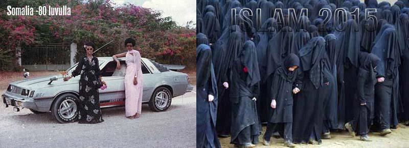 Somalia 80-luvulla